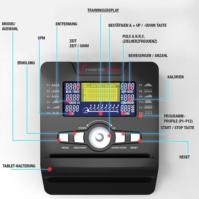 Sportstech Trainigscomputer