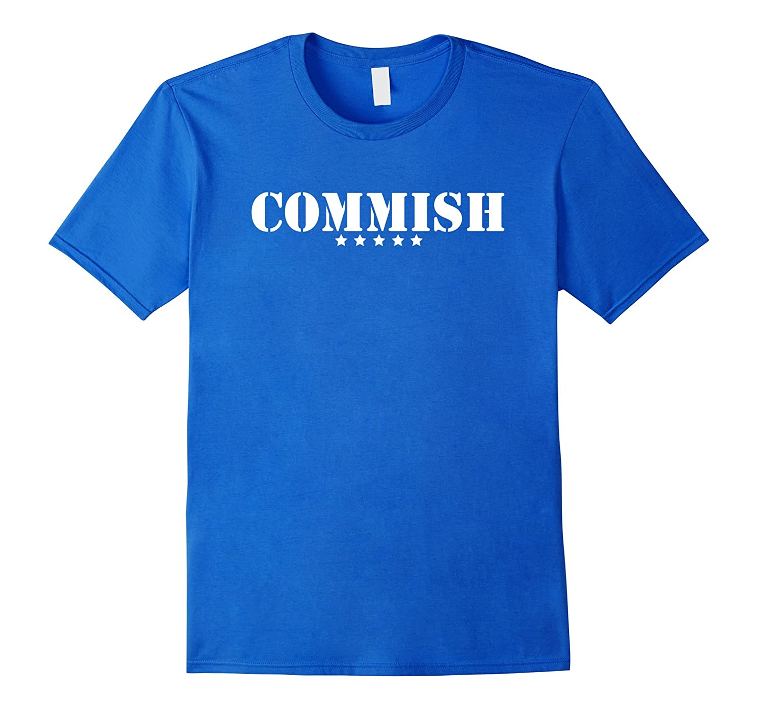 Fantasy Football Commish t-shirt – Funny sports shirt