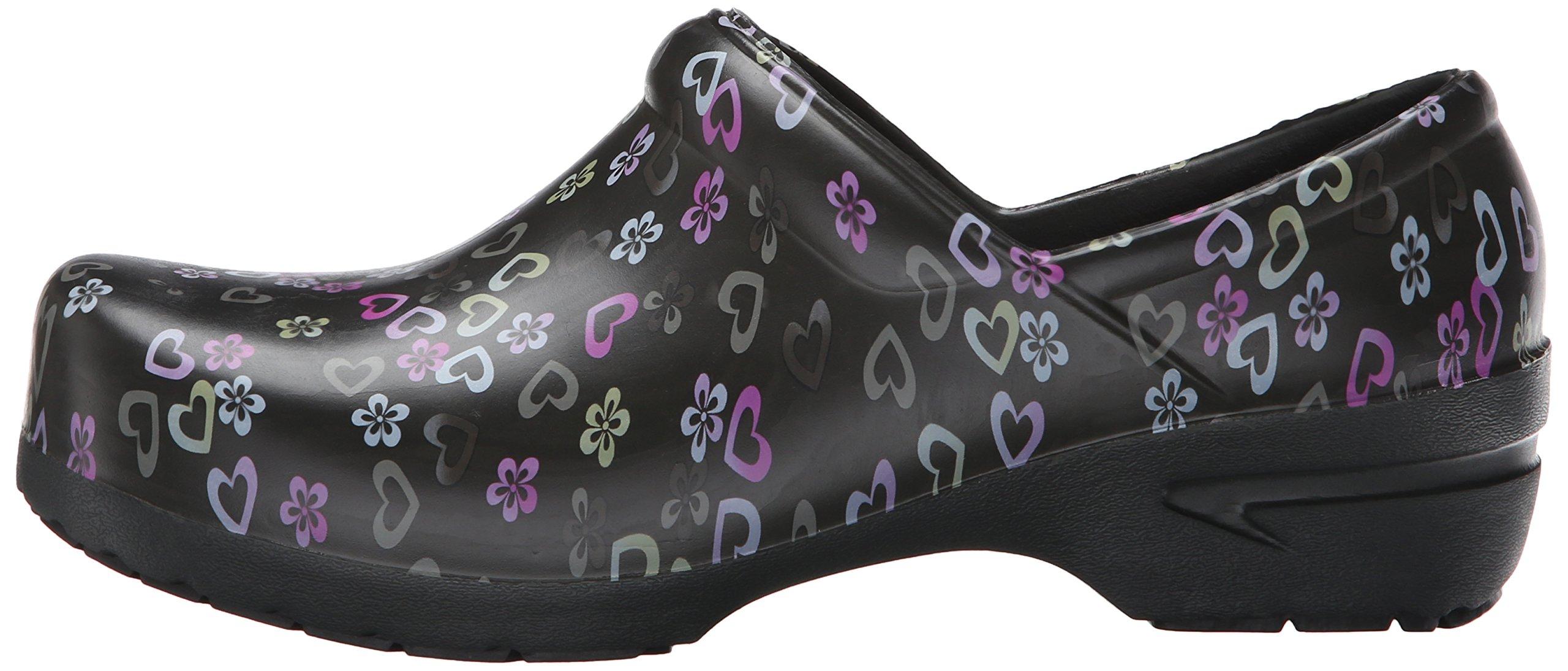 Anywear Women's Srangel Work Shoe, Lucky in Love, 7 M US by Anywear (Image #5)