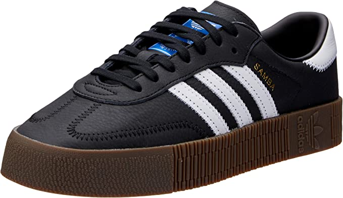 Adidas Samba Rose Womens Sneakers Black