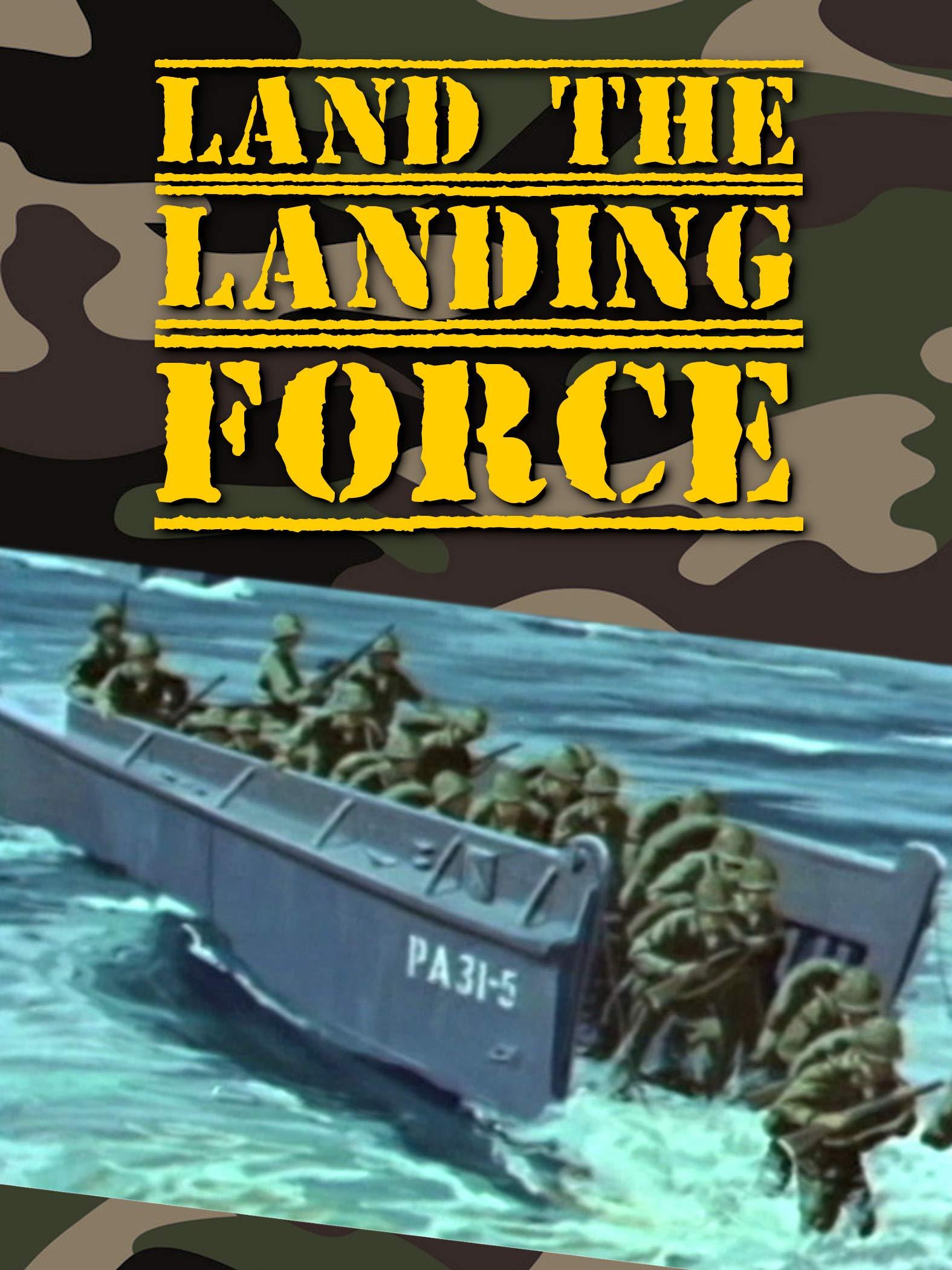 Land the Landing Force on Amazon Prime Video UK