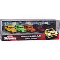 Majorette 212053165 Mercedes AMG G63 Gift Set Mini Vehicles 5 Toy Cars, Die-Cast, 7.5 cm