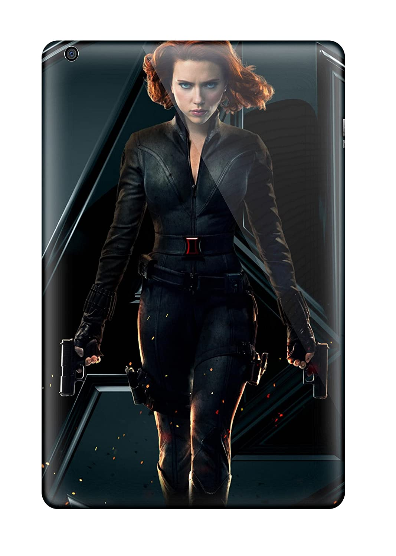 Hot Tpye Black Widow Natasha Romanoff Case Cover For Amazon