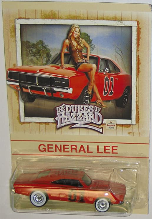 General Lee Dukes of Hazzard 69 Dodge Charger custom Hot Wheels /_/_01