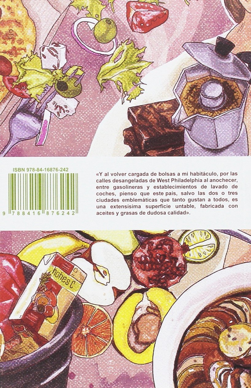 Burp. Apuntes gastronómicos: Mercedes Cebrián: 9788416876242: Amazon.com: Books