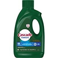 Cascade Complete Gel Dishwasher Detergent, Citrus Breeze, 75 Oz (Packaging May Vary)