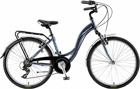 Agece City CTB Florida 26 Bicicleta, Unisex Adulto, Gris Antracita ...