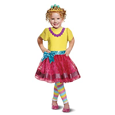 Fancy Nancy Deluxe Nancy Costume for Toddlers: Toys & Games