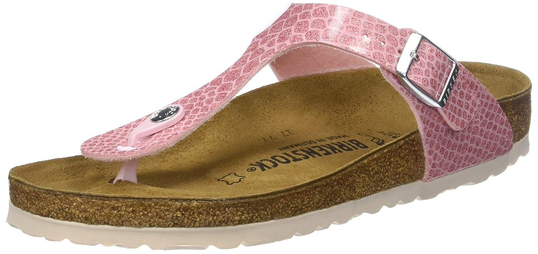 Birkenstock Gizeh Magic Snake Rose Birko-Flor Flat Sandals B0775XQHKW 7.5 M US|Pink