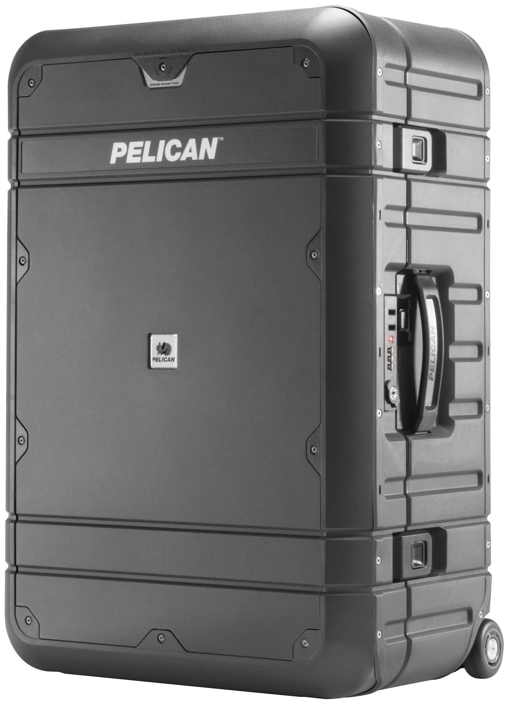 Pelican Elite Luggage   Weekender (BA27-27 inch) - Grey/Black