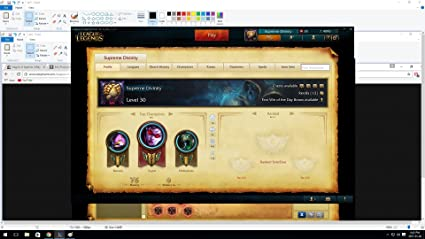 Amazon com: League of legends account level 30 NA 108