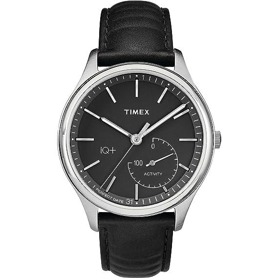 Reloj Smartwatch Hombre Timex IQ + Casual Cod. tw2p93200 ...