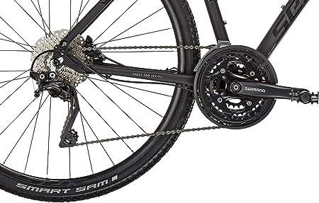 SERIOUS Tenaya - Bicicletas híbridas Hombre - Negro Mate Tamaño ...