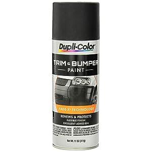 Dupli-Color Trim and Bumper Spray Paint