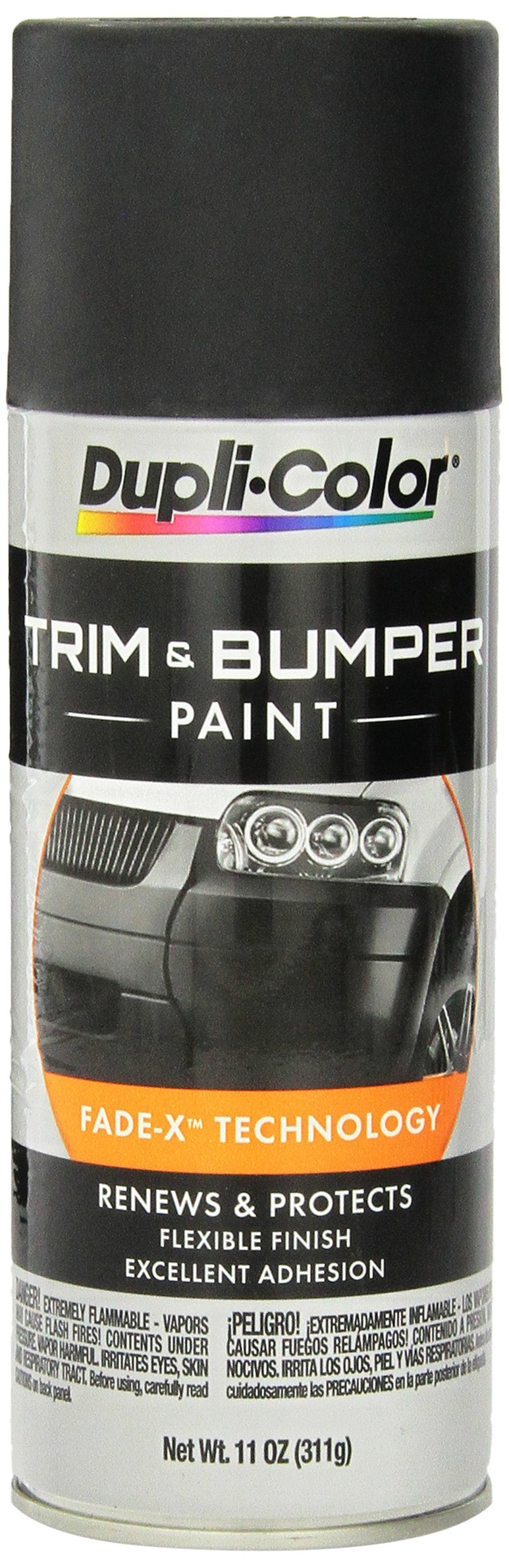 Dupli-Color TB101 Trim and Bumper Paint - 11 fl. oz.