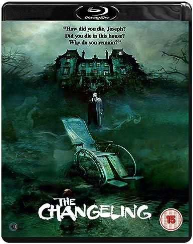 The Changeling - Standard Edition Blu Ray Reino Unido Blu-ray: Amazon.es: George C. Scott, Trish Van Devere, Melvyn Douglas, Peter Medak, George C. Scott, Trish Van Devere: Cine y Series TV