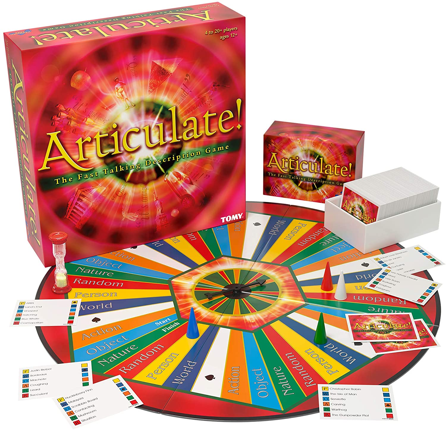 articulate dyslexia board game