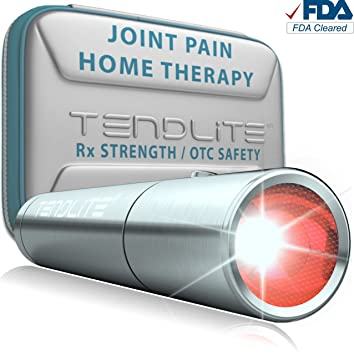 amazon com tendlite advanced pain relief fda cleared red led rh amazon com Operators Manual User Manual PDF