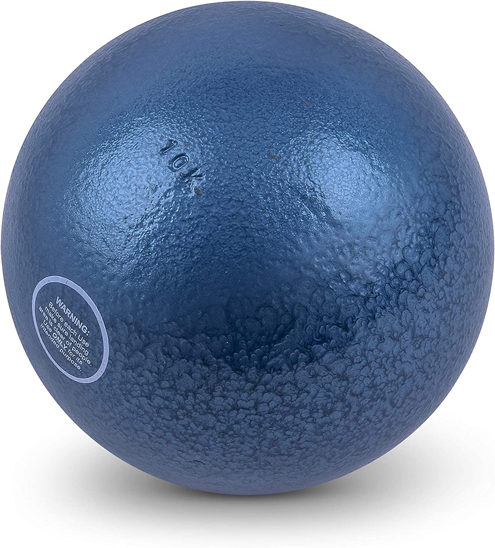 Lanzamiento de peso – peso para competiciones y entrenamiento: 2,00 kg, 3,00 kg, 4,00 kg, 5,00 kg, 6,00 kg, 6,25 kg, 7,26 kg – bola con peso especial para entrenamiento: 1,00 kg, 1,50 kg, 2,50 kg, 3,5
