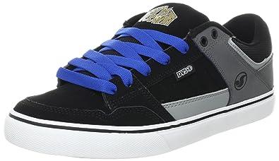 DVS Men's Ignition CT Skate Shoe,Grey Nubuck Deegan,8 ...