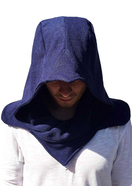 Blue Stealth Hood