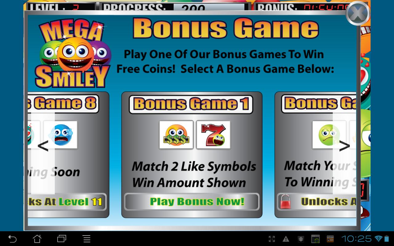 Smileys Slot Machine