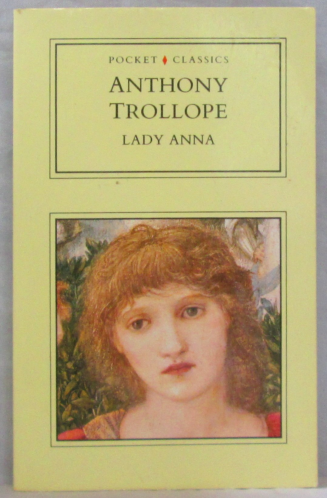 Lady Anna Anthony TROLLOPE