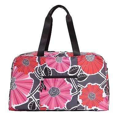 5da065f34485 Vera Bradley Collapsible Duffel Bag