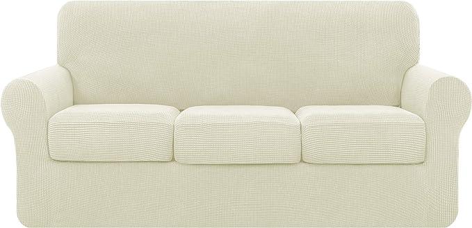 SyMax Jacquard Sofa Slipcover