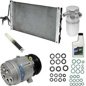 Aire acondicionado universal KT 3598A A/C Compresor/Componente Kit: Amazon.es: Coche y moto
