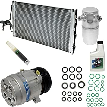 Aire acondicionado universal KT 3598A A/C Compresor/Componente Kit