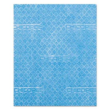 durawipe Medium-Duty Industrial limpiaparabrisas, 13,1 x 12,6, azul, 910/rollo: Amazon.es: Hogar