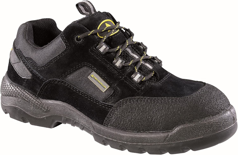 Delta Plus Schuhe – Schuh Leder Haar Haar Haar PU Polyester Polyester schwarz Gr. 46 dffe7b