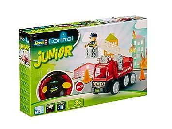 Revell Control Junior Rc Car Feuerwehr Ferngesteuertes Feuerwehr