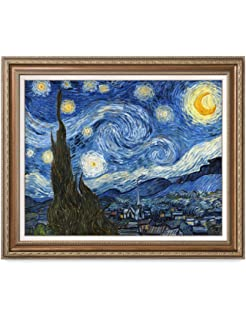 describe starry night