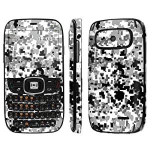 [ZTE Altair 2 Z432] Skin [NakedShield] Scratch Guard Vinyl Skin Decal [Full Body Edge] [Matching WallPaper] - [Urban Camouflage] for AT&T GoPhone ZTE Z432 [Altair 2]