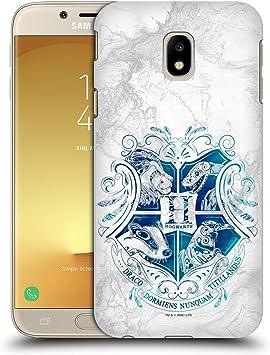 Head Case Designs sous Licence Officielle Harry Potter Hogwarts Aguamenti Deathly Hallows IX Coque Dure pour l'arrière Compatible avec Samsung Galaxy ...