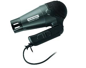 Hamilton Beach Commercial HHD601 Black 3-Speed 1875W Hair Dryer