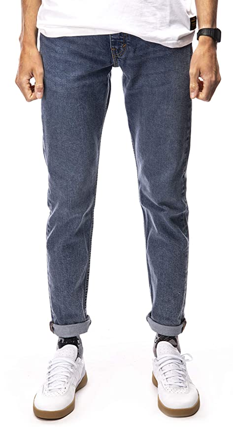 d5abd94a12d Amazon.com: Levi's Mens Skate 512 Slim Jeans / W30 L32 / Hack: Sports &  Outdoors