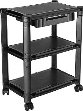 RICOO Multi-Almacenaje PC Soporte Impresora WM5-L Escritorio ...