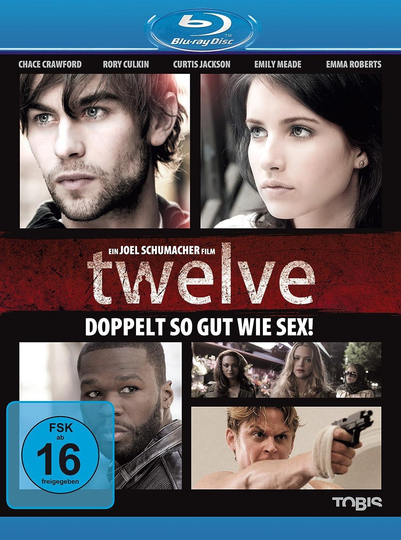 94036c5518b36 Twelve [Blu-ray]: Amazon.de: Chace Crawford, Emma Roberts, Rory ...