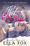The Hart Family Series Box Set