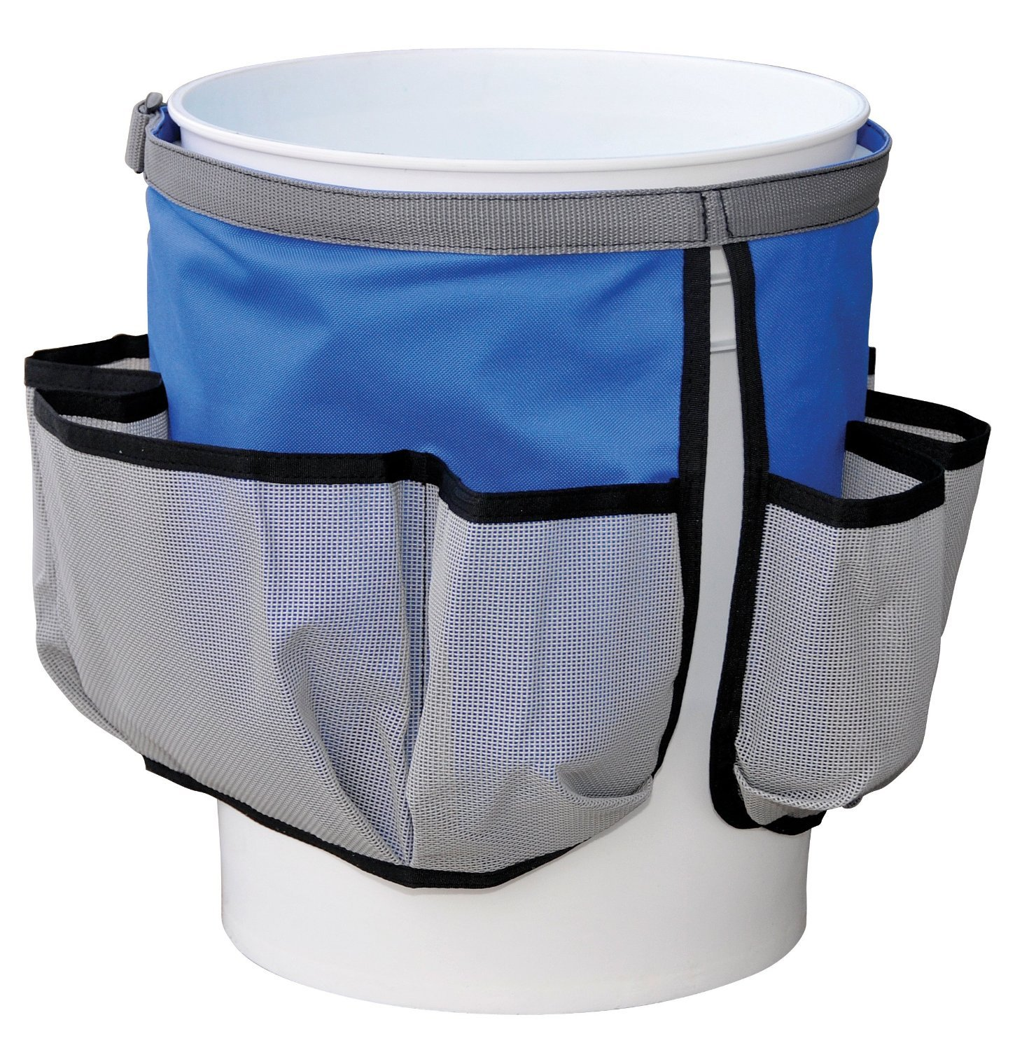 Groom Industries Busy Pockets Bucket Caddy (Pack of 55)
