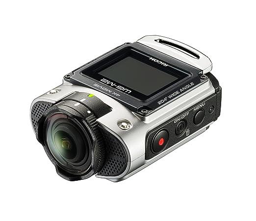 3 opinioni per Ricoh WG-M2 RICOH WG-M2 action Camera per Riprese Video 4K, Impermeabile Fino a