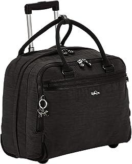 Damen Business Akten Trolley mit Handtasche 2er Set Schwarz