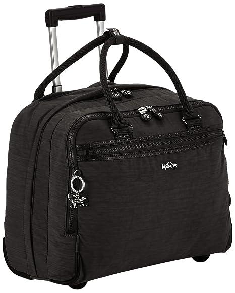 0e98cbf74c Kipling New Ceroc, Working Bag, 42 cm, 23 liters, Black (Dazz Black):  Amazon.co.uk: Luggage