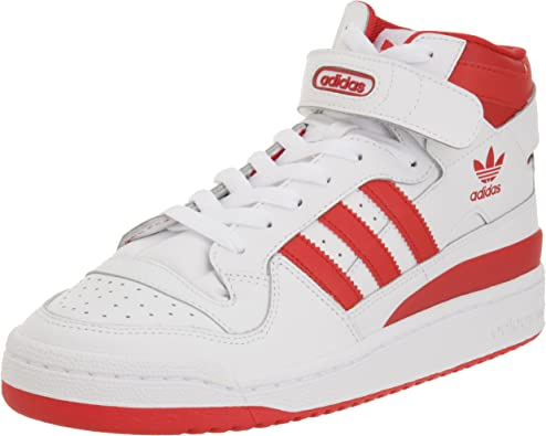 adidas Forum Mid Hi Zapatillas, Color, Talla 48: Amazon.es ...