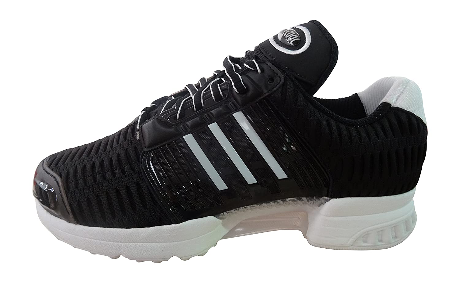 adidas Originals Men's ' Clima Cool Trainers B01HQC3EIY 8.5 D(M) US|Black/Black/White