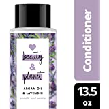 Love Beauty and Planet Argan Oil and Lavender Conditioner by Love Beauty and Planet for Unisex - 13.5 oz Conditioner, 399.20 milliliters
