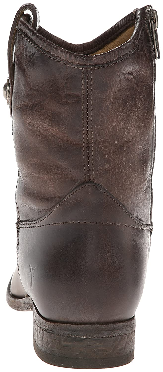 FRYE Women's Melissa Button Short Ankle Boot B00IMIG3F8 7 Pull-up-77908 B(M) US|Slate Washed Antique Pull-up-77908 7 9bf254